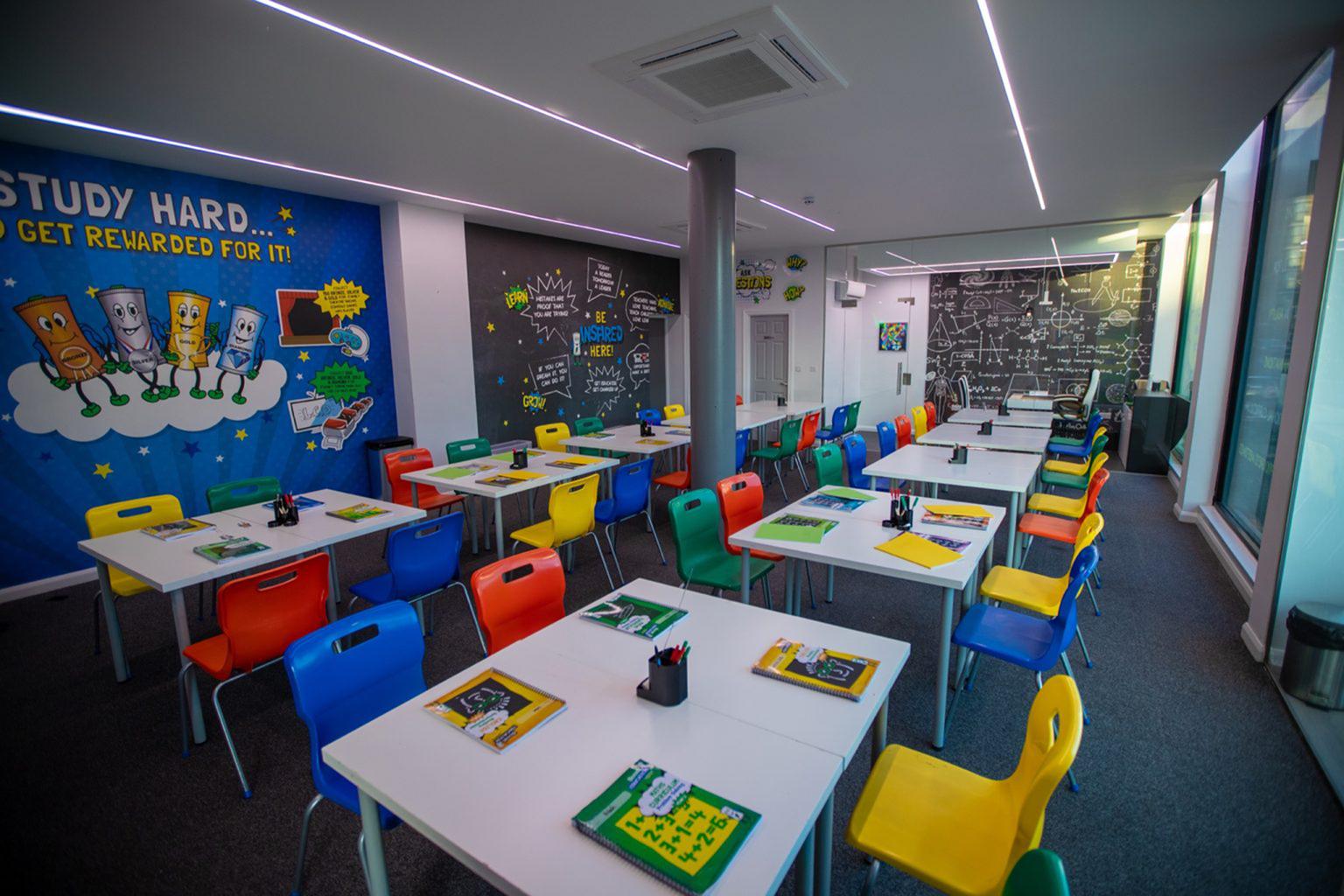 Tuition Centre Franchise - Boost Education Franchise